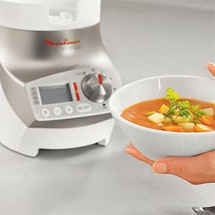 Test Moulinex : 50 Blenders Soup & Co gratuits avec Sampleo