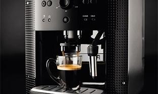 Test gratuit de la machine à café avec broyeur Krups