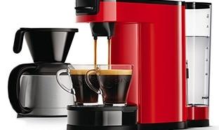 Test gratuit de la machine à café Senseo Switch 2en1