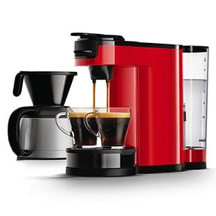 Test de la machine à café Senseo Switch 2en1 : 150 gratuites