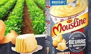 Test gratuit de Purée Mousline au Beurre de Normandie