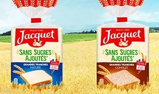 Test Jacquet : 2500 pains de mie sans sucres ajoutés gratuits