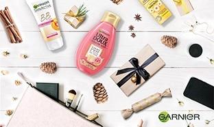 Tests de produits Garnier : 100 soins gratuits