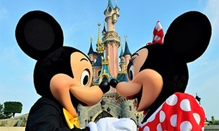 Vente flash Disneyland Paris : Billet 2 parcs moins cher