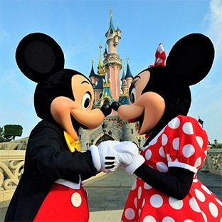 Vente flash Disneyland Paris : Billet 2 parcs moins cher à 39€