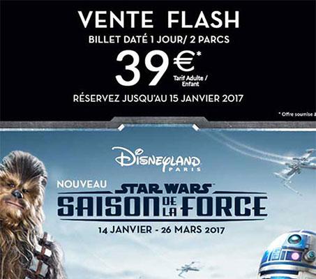 Parcs Disney : Entrées moins chères