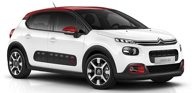 remportez une voiture Citroën C3 au jeu Blancheporte