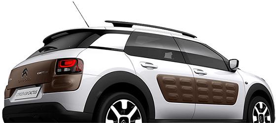 remportez une voiture Citroën C4 au jeu Blancheporte