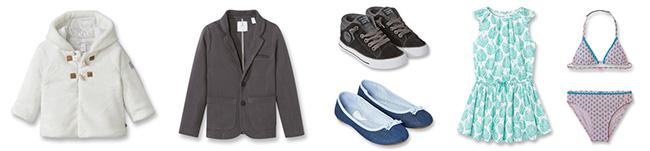 Bon plan sur les vêtements pour enfants avec Okaïdi