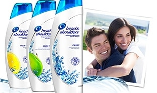 Bon de réduction shampooing Head & Shoulders de 2.50€
