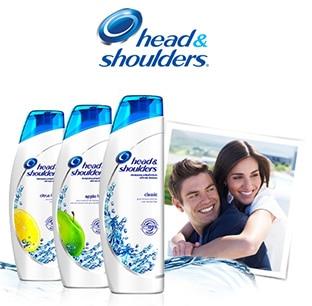 Bon de réduction shampooing Head & Shoulders de 2.50€
