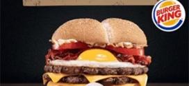 Burger King : Sandwich Egg Burger gratuit pour les chauves