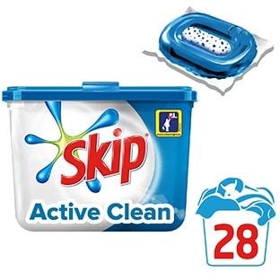 Carrefour Drive : 80% remboursés sur des lessives Skip