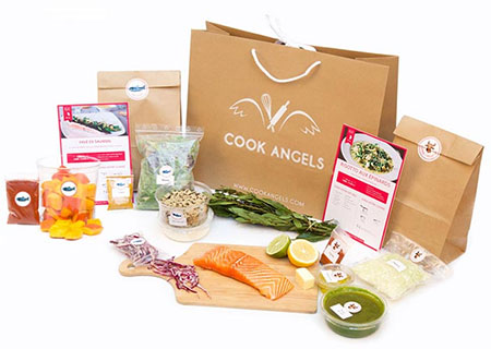 Coffret Cook Angels