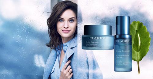 Doses d'essai Clarins offertes chez Sephora
