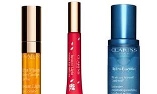 Échantillons et miniatures Clarins gratuits chez Sephora