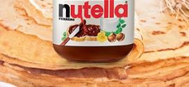 Jeu Flunch : 1000 crêpes au Nutella à gagner