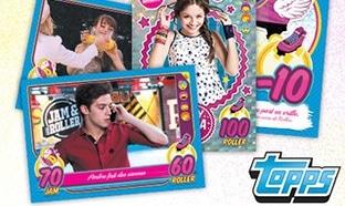 Jeu Disney : 25 collections de cartes Soy Luna à gagner