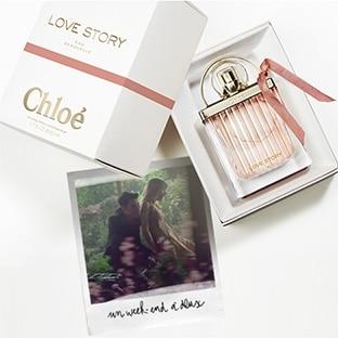 Jeu Elle Saint-Valentin : Week-end et parfums Chloé à gagner