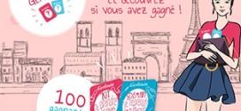Jeu Gerlinéa : 2'200 boîtes collector avec barres chocolat