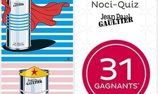 Jeu Nocibé Noci-Quiz : 32 parfums Jean Paul Gaultier à gagner