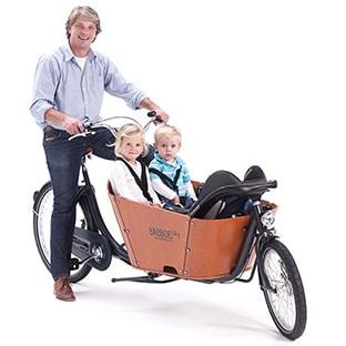 Jeu Physiolac : 1 vélo city Babboe et 100 autres lots à gagner
