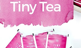 Jeu Elle: 70 coffrets Tiny Tea Teatox 28 jours à gagner