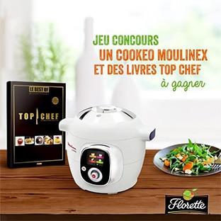 Jeu Top Chef Florette