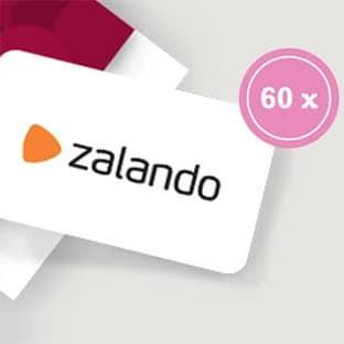 Jeu Envie de Plus : 60 chèques-cadeaux Zalando de 50€ à gagner
