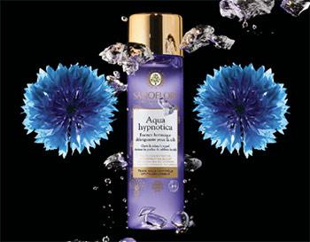Testez l'essence botanique Aqua Hypnotica de Sanoflore