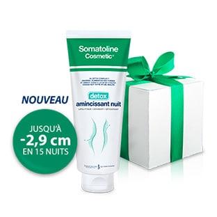 Test Somatoline Cosmetic : 200 soins Détox Amincissant gratuits