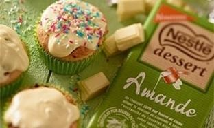 Test chocolat Nestlé Dessert Amande : 6000 tablettes gratuites