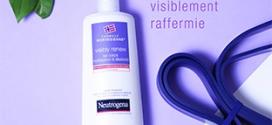 Test du lait corps Visibly Renew de Neutrogena : 100 gratuits