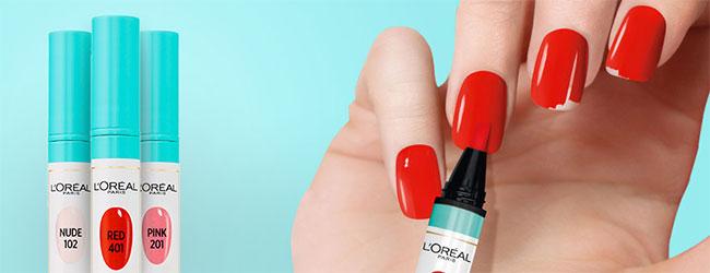 testez gratuitement le vernis feutre Magic Mani de L'Oréal Paris