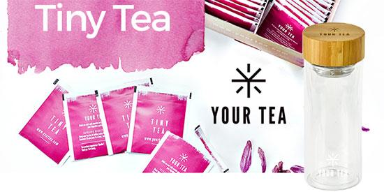 Tentez de remporter l'une des 70 cures Your Tea avec Elle