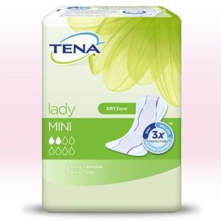 Test Tena Lady Discreet : 2000 paquets gratuits + échantillons