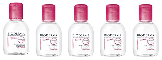 Mini eau micellaire Bioderma offerte
