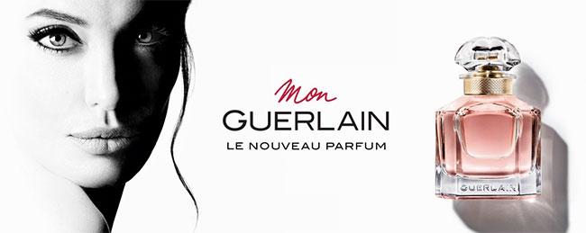 remportez la nouvelle fragrance Mon Guerlain