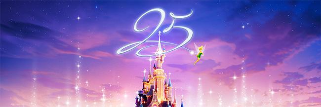 remportez l'une des invitations pour Disneyland Paris