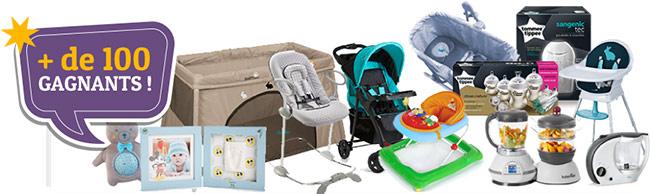 Tout pour bébé : Le jeu-concours de Babies''R''Us