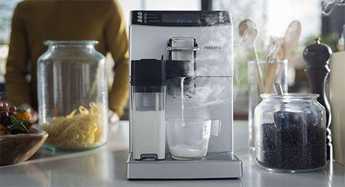 testez gratuitement la machine à café automatique de Philips