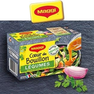 Test Cœur de Bouillon Maggi : 2000 paquets gratuits