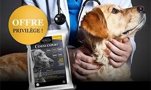 Canem Expert : Échantillons gratuits de croquettes pour chiens