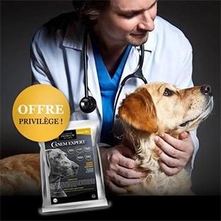 Canem Expert : Échantillons de croquettes pour chiens