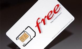 Le forfait Free mobile 4G passe à l'internet 100% illimité