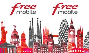 Free Mobile Pass destination : Roaming illimité
