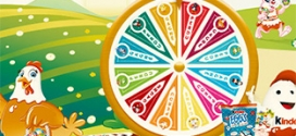 Jeu Chocolats Kinder : 838 lots à gagner pour Pâques 2017