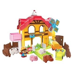 Jeu Conso Baby : 40 jouets Tut Tut Copains de VTech à gagner