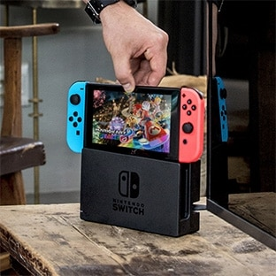 Jeu Parents : Console Nintendo Switch à gagner
