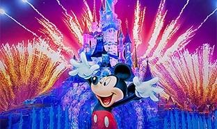 Jeu MVC : 2 séjours à Disneyland Paris et 600 entrées à gagner